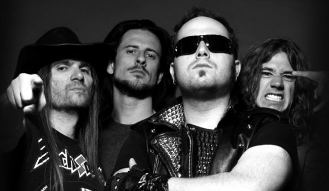 Znamy support Iced Earth
