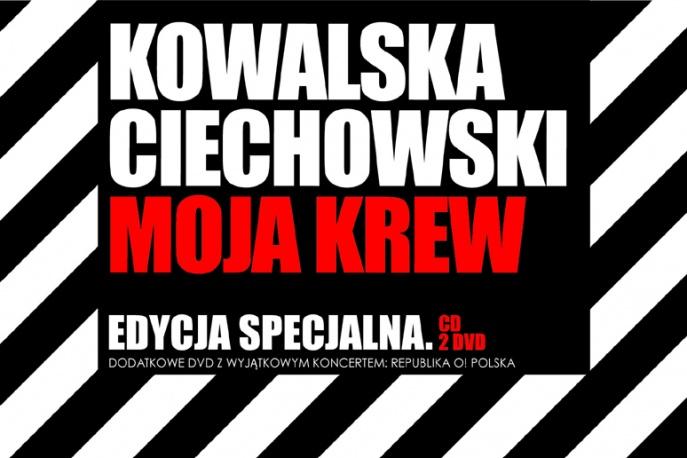 Kowalska/Ciechowski w edycji specjalnej