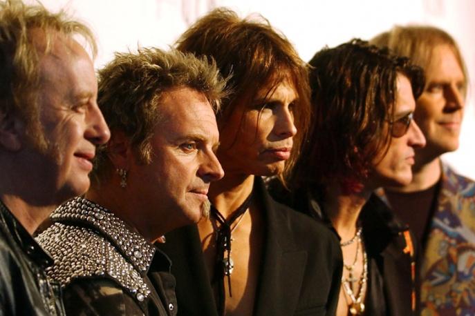 Aerosmith – album prawie gotowy