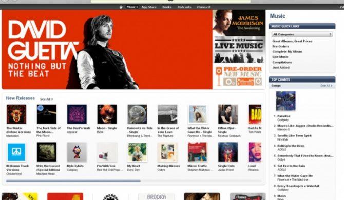 iTunes Store już w Polsce