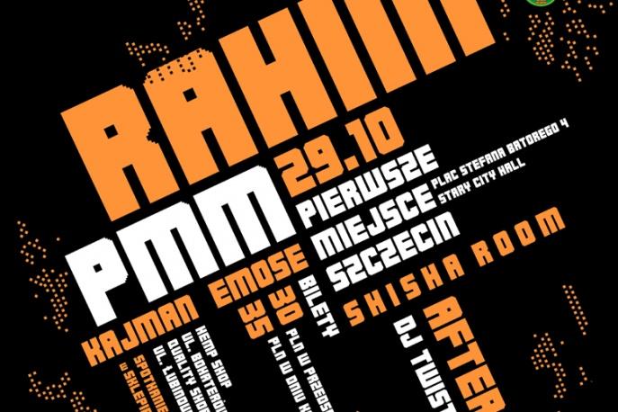 Rahim i PMM w Szczecinie