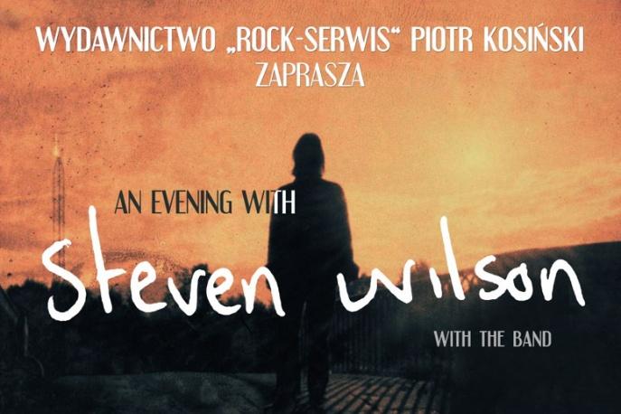 Steven Wilson już wkrótce w Polsce