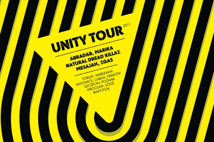 Unity Tour 2011 nadchodzi