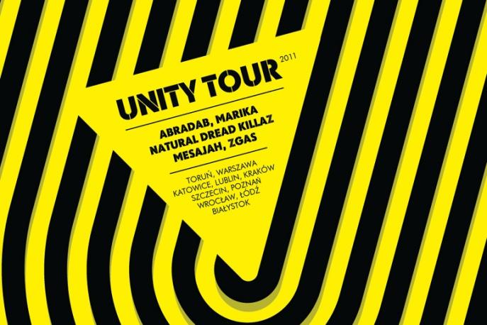 W weekend rusza Unity Tour 2011