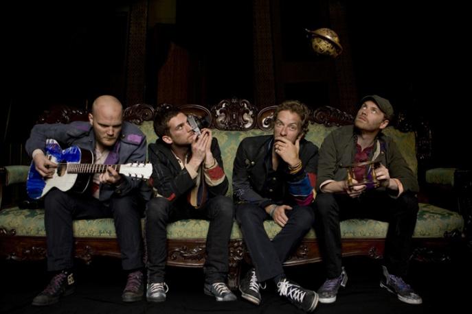 Koncept Coldplay