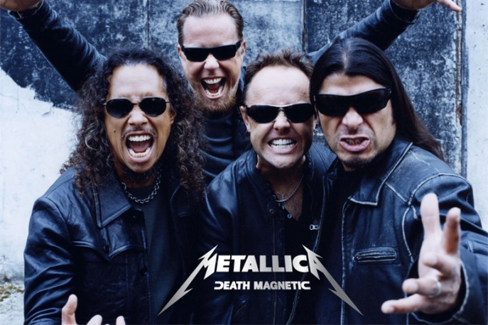 Metallica chwali album z Lou Reedem