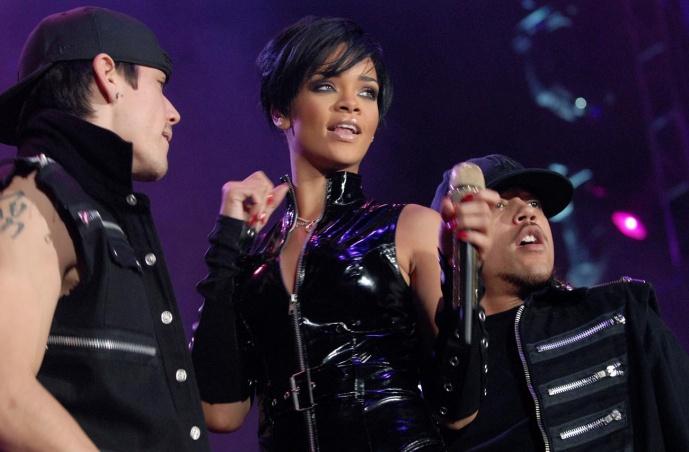 Rihanna Gotowa Do Nagrywania Hitów