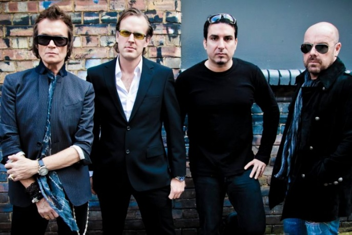 Black Country Communion na DVD
