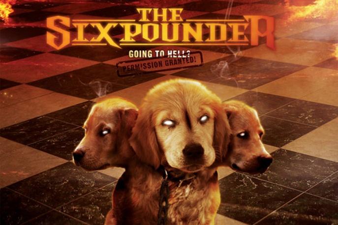 Nowy teledysk The Sixpounder