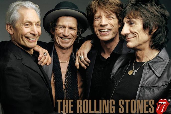 Nieznany utwór The Rolling Stones w sieci