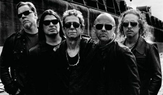 Fani Metalliki grożą Lou Reedowi
