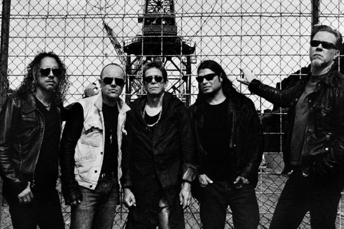 Metallica i Lou Reed szykują teledysk