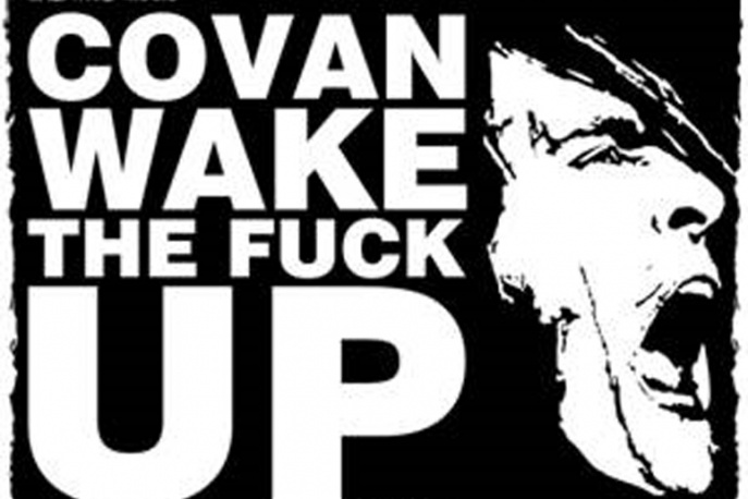 Covan Wake The Fuck Up Tour 2012