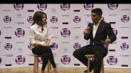 SELENA GOMEZ – konferencja @ MTV EMA 2011