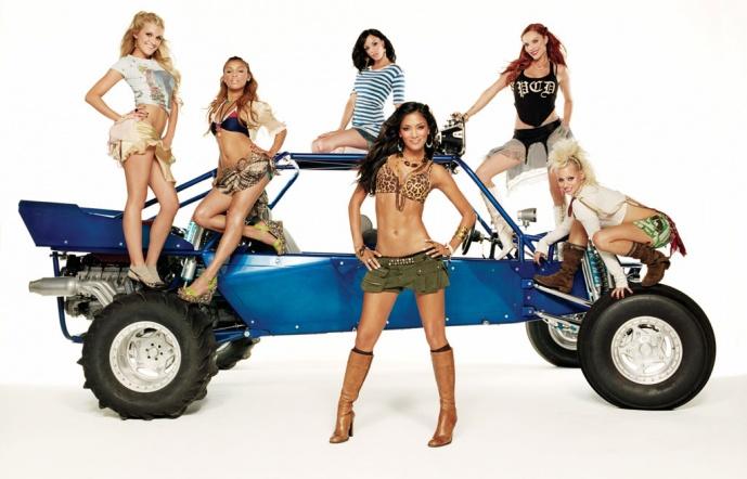 Pussycat Dolls Nie Trzymają Się Z Britney