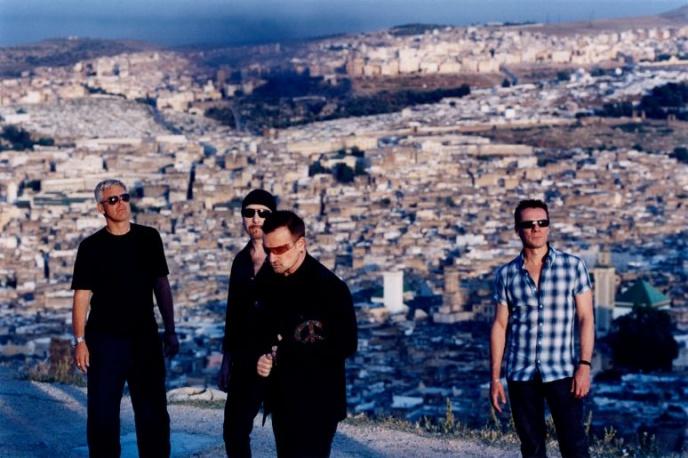U2 w Multikinie