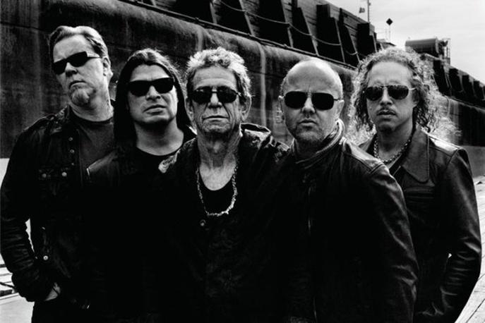 Słuchacze Metalliki i Lou Reeda na haju?