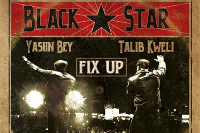 Kolejny utwór Black Star
