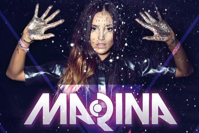 Marina podpisze płyty