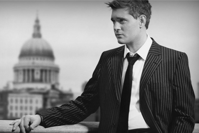 Michael Buble w Polsce