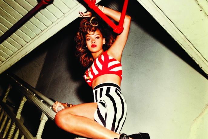 UK Charts: spadek Rihanny