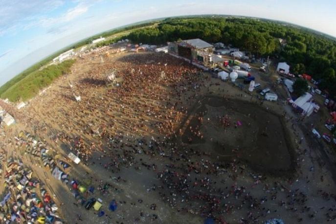 Cztery DVD z Woodstocku