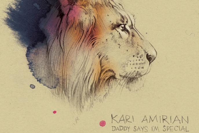 Kari Amirian – płyta w sklepach