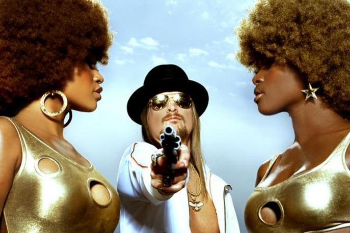 Kid Rock nagrywa z raperami