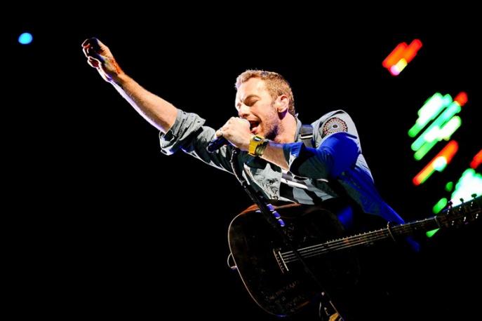 Coldplay na Stadionie Narodowym!