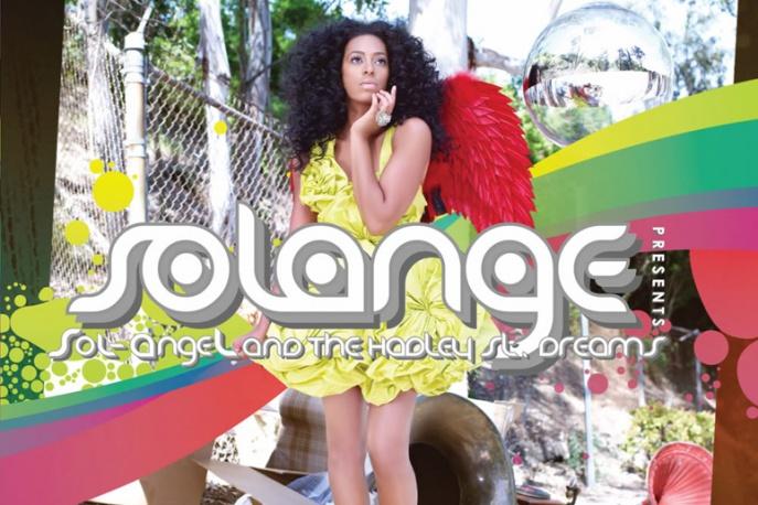 Solange Knowles łysa