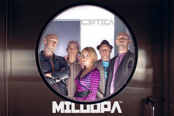 Nowy klip Miloopy
