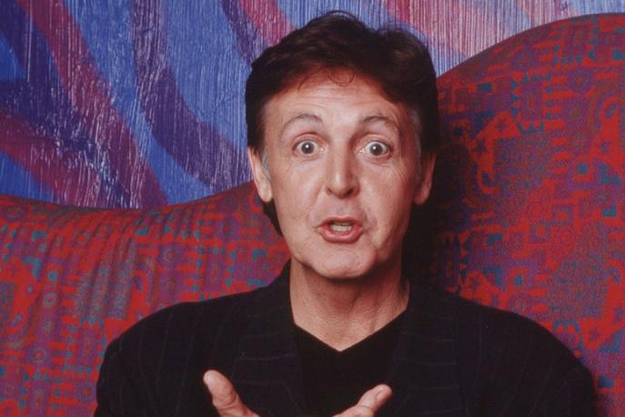 Posłuchaj nowego singla McCartneya