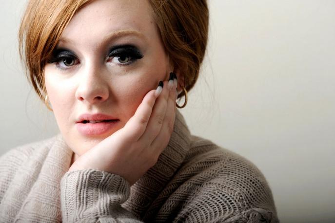 Adele najlepsza w przemyśle rozrywkowym