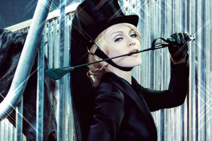 Złoty Glob dla Madonny