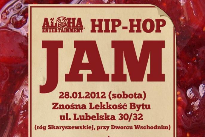 Aloha Hip-Hop Jam w przyszłą sobotę