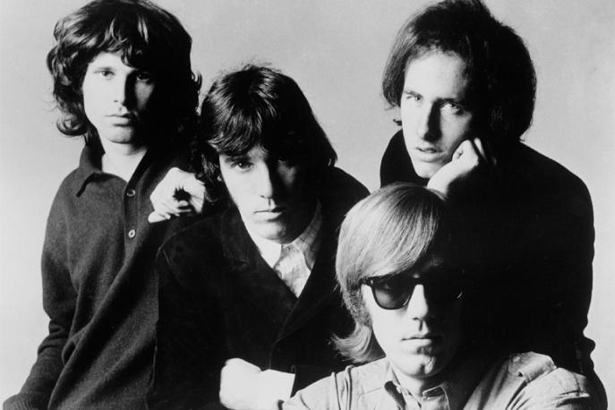 Skrillex nagrał z The Doors