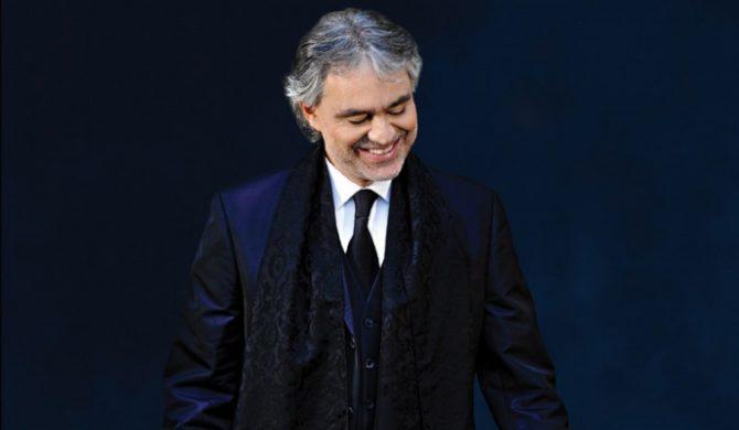 Andrea Bocelli w Polsce
