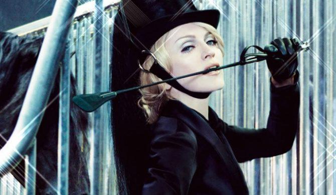 Madonna zagra z LMFAO