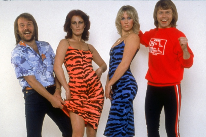 Nieznana piosenka ABBA