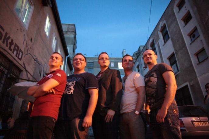 Granie Na Żywo: KlezmaFour w Krakowie