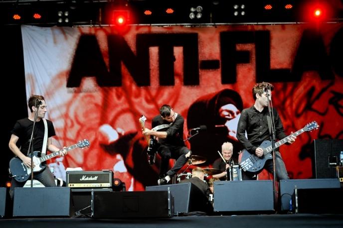 HardCore Superstar i Anti-Flag na Woodstocku!