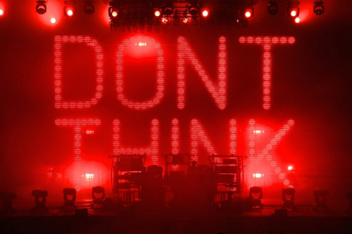 The Chemical Brothers: Don`t Think
