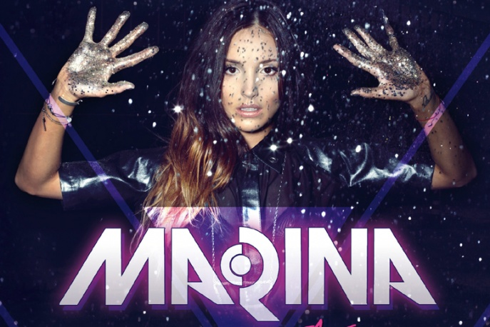 Marina i Video na Viva Comet