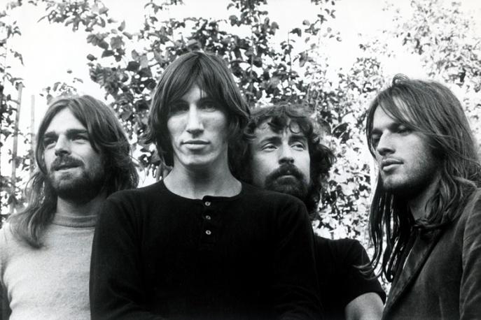 Pink Floyd próbowali grać R&B