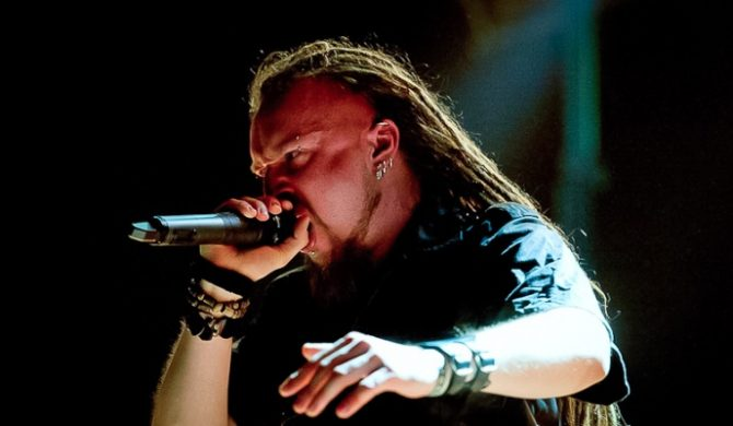 Decapitated gościem specjalnym Lamb of God