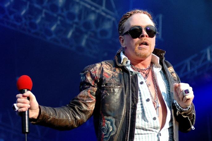 Guns N` Roses charytatywnie w sieci