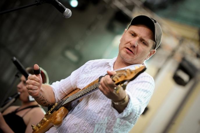 Wojciech Pilichowski na Gitarowym Rekordzie Guinnessa
