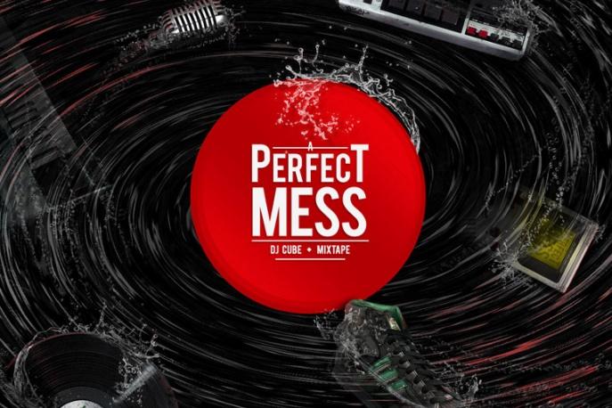 "DJ Cube – ""A Perfect Mess"" Intro"