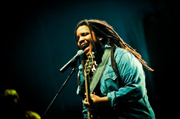 Stephen Marley na WrocLove Fest