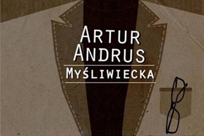 Płyta Artura Andrusa już w sklepach